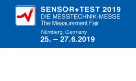 Sensor +Test 2019, Nueremberg, Germany