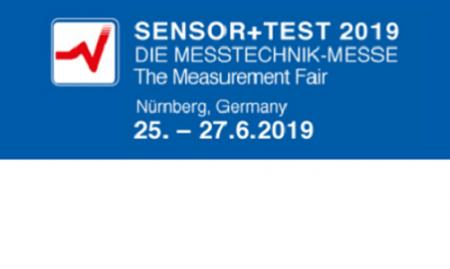 Sensor +Test 2019, Nueremberg, Nemčija