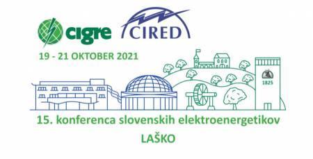 15. konferenca slovenskih elektroenergetikov CIGRE-CIRED