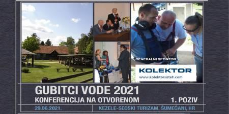 Konferenca Gubitci vode 2021 - po dveh letih ponovno v živo!