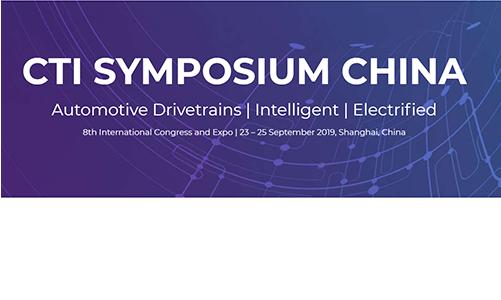 CTI Symposium 2019, Shanghai, Kitajska