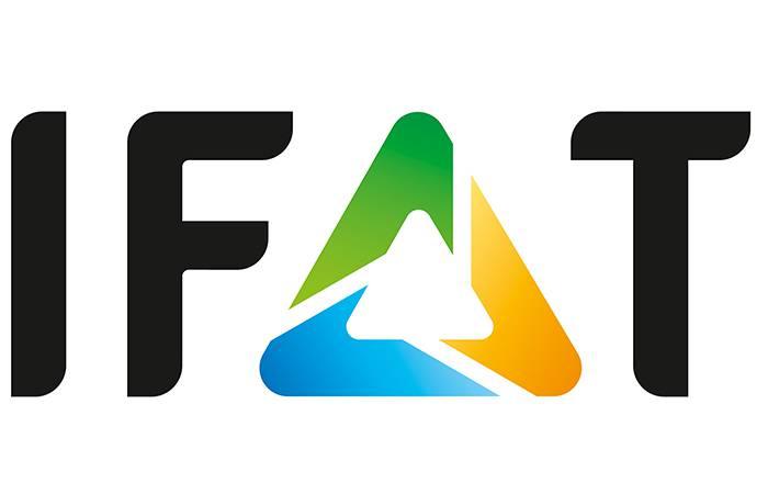 Obiščite nas na mednarodnem sejmu IFAT 2020