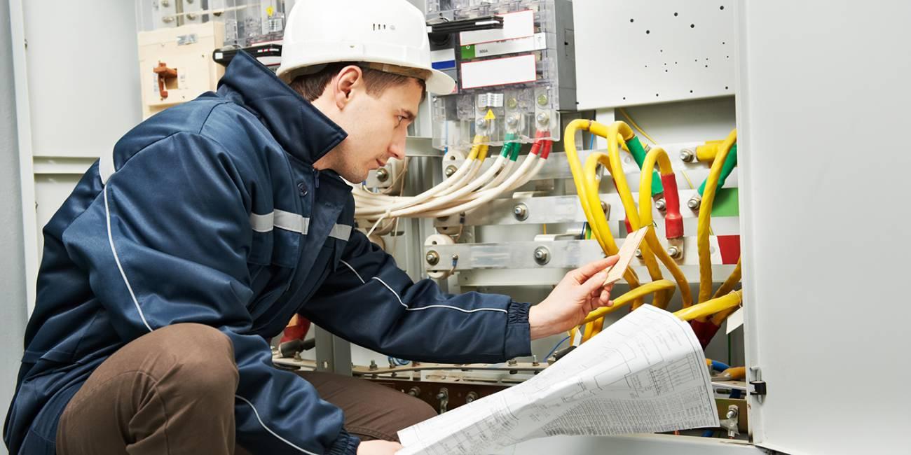 Vzdrževalec - električar