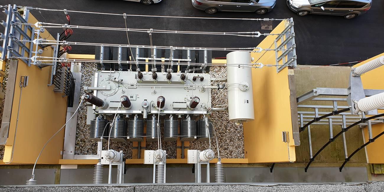 RTP 110/20 kV Hrastnik