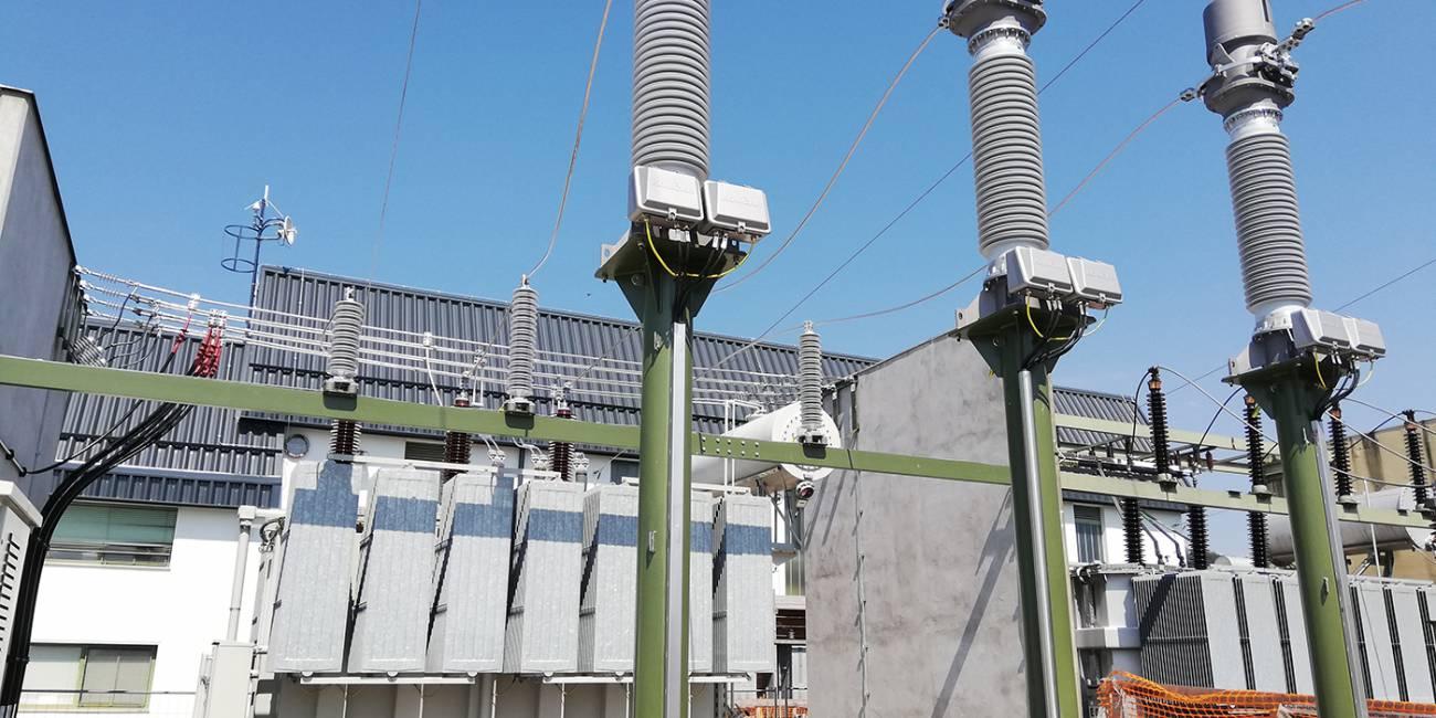 RTP 110/20 kV Kamnik