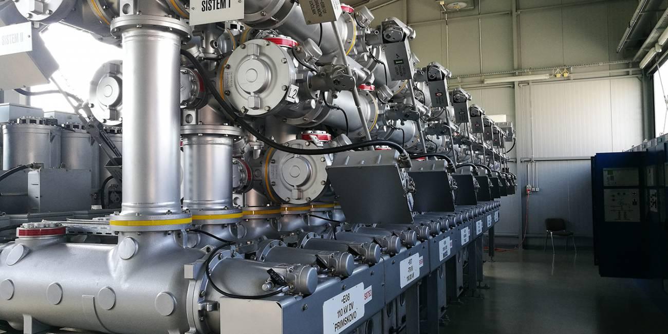 RTP 110/20 kV Labore