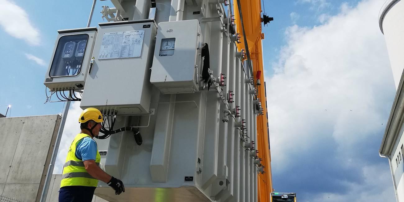 Thermal power plant Brestanica; gas block 6