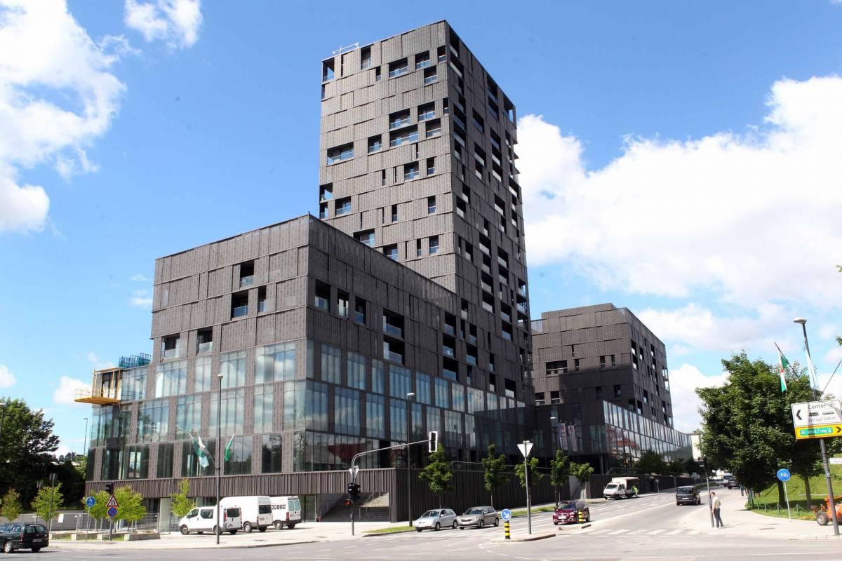 Passenger center Ljubljana