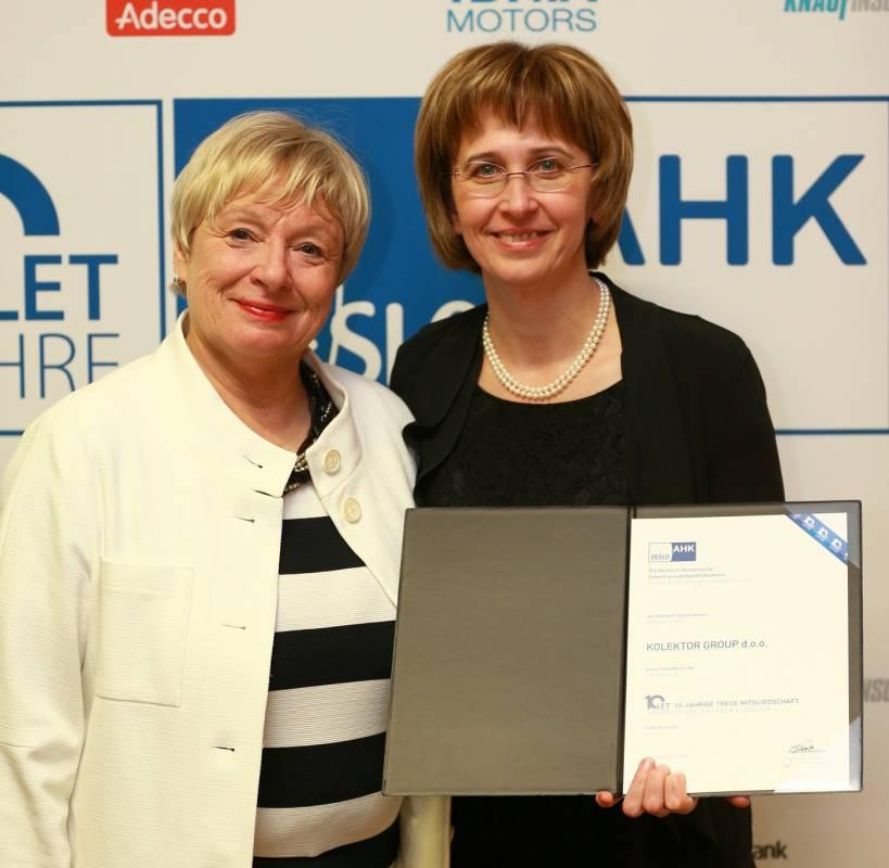 Nemčija in Slovenija – zgodba o uspehu