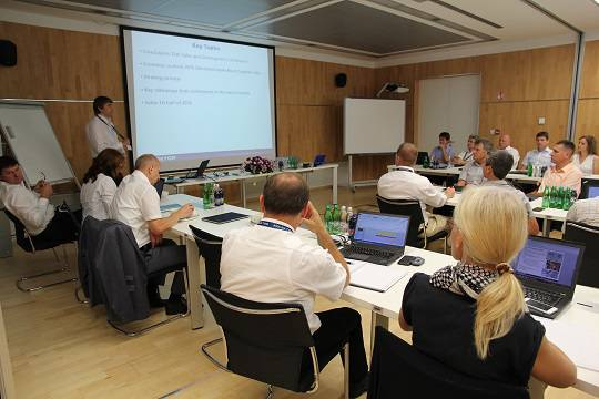 Summer Development and Marketing conference for Components and Systems