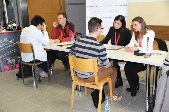 Kolektor sodeloval na Sejmu priložnosti