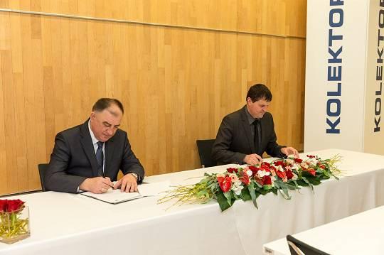 Kolektor odpira novo proizvodno lokacijo v Bosni in Hercegovini
