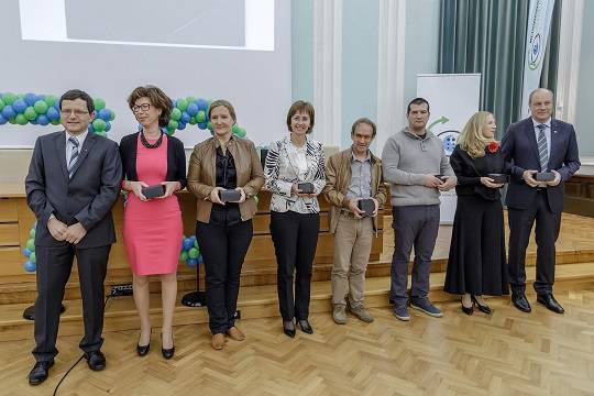 Kolektor praised for cooperation with the Association of the blind and visually impaired of Nova Gorica