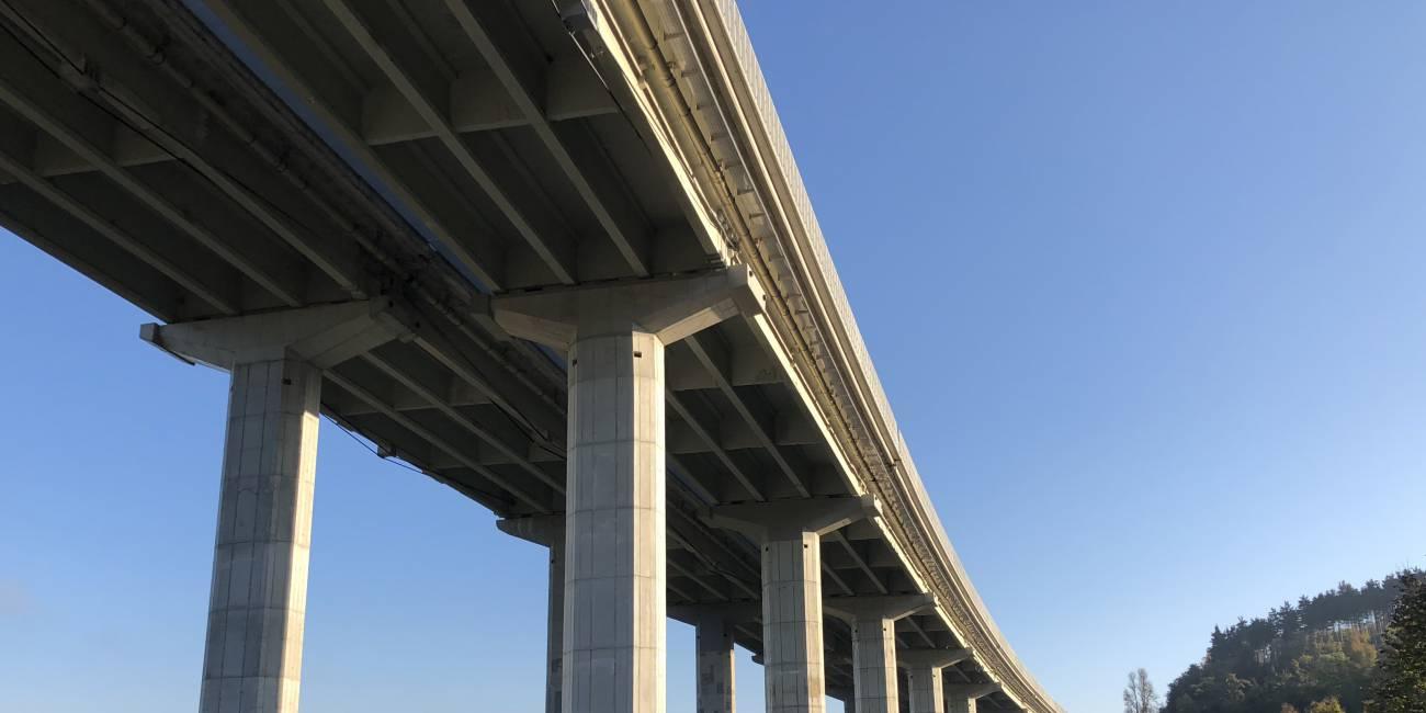 Zaključena obnova skoraj pol stoletja starega viadukta