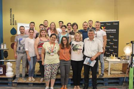 Kolektor attended the Business Summer School Ljubljana