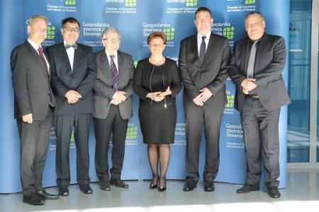 Tomaž Kmecl, generalni direktor Kolektor Etre, je prejemnik gospodarskega oskarja