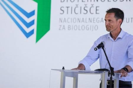 Gašper Matelič, direktor operative v podjetju Kolektor Koling