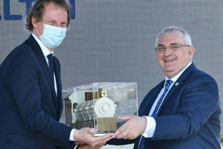 Sodelovanje s turškima partnerjema na odseku Črni Kal – Koper prinaša potencial za širšo slovensko gradbeno operativo