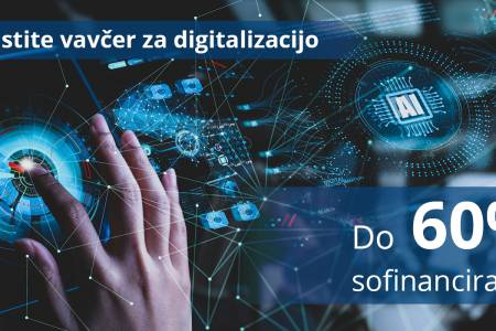 Izkoristite nepovratna sredstva za pripravo digitalne strategije