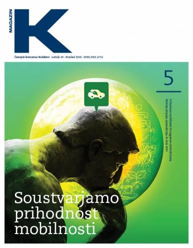 K Magazin, pomlad 2019