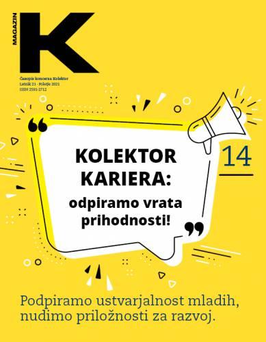 K magazin, številka 14